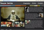 Tanya Datta Official Website Prominently Figures Sai Baba Critic Basava Premanand