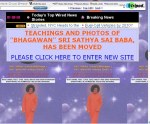 Robert Priddy Deceptive Tripod Site Glorying Sai Baba As Vishvarupa